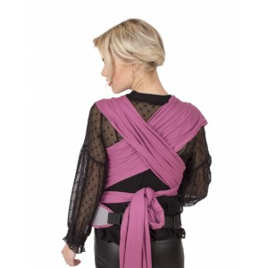 Sal purtare elastic cu suport lombar mov Sevibebe