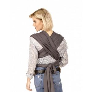 Sal purtare elastic cu suport lombar gri Sevibebe