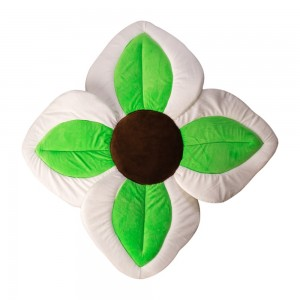 Salteluta de baie si joaca Floare Verde Babykit