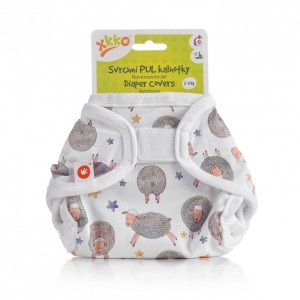 Protectie impermeabila scutece textile 2-6 kg XKKO Dreamy Sheep