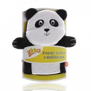 Manusa de baie marioneta Panda XKKO