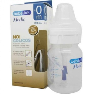 Biberon Sticla 160 ml BebeduE Medic